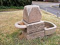 Great Baddow Village Water Trough - geograph.org.uk - 1499390.jpg