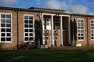 Great Barr School - Image: Great Barr School 08