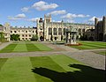 Great Court, Trinity College, Cambridge - geograph.org.uk - 765813.jpg