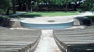 Greek Theatre (Baton Rouge) - Greek Theatre (Baton Rouge)