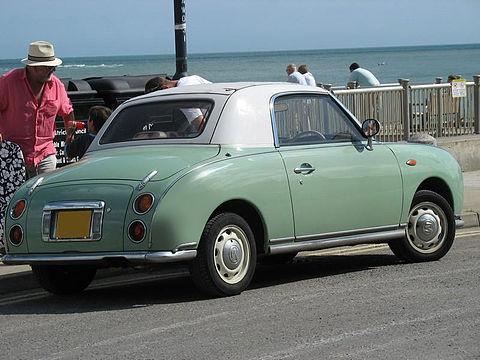 Nissan Figaro Back