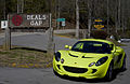 Green Lotus Elise at Deals Gap, Tail of the Dragon.jpg