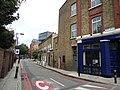 Green Walk, Bermondsey - geograph.org.uk - 2126029.jpg