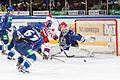 Grigorenko scores first 2012-11-30 Amur Khabarovsk—CSKA Moscow KHL-game.jpeg
