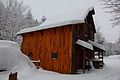 Gristmill-winter-snowfall-front-pub - West Virginia - ForestWander.jpg