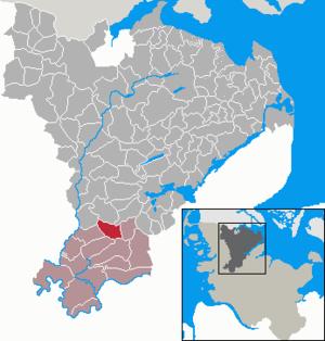 Groß Rheide - Image: Gross Rheide in SL