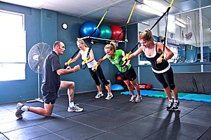 what is suspension training