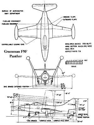 Grumman F9F Panther BuAer drawing.jpg