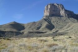 Guadalupe Mtns El Capitan 2006.JPG