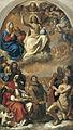 Guercino - La Gloire de tous les saints. Les saints protecteurs de la ville de Modène - Musée des Augustins - 2004 1 43.jpg