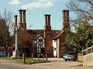 Great Waltham - Image: Guildhall, Great Waltham, Essex geograph.org.uk 147321
