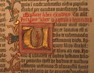 Detail showing the illumination added after pr...