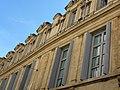 Hôtel de Castries (Montpeller) - Façana - 4.jpg