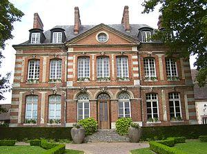 Bernay, Eure - Hôtel de la Gabelle