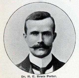 H. E. B. Bruce-Porter British physician and writer