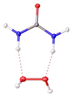 Hydrogen peroxide - urea chemical compound