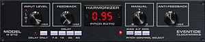 Eventide, Inc - H910 Harmonizer