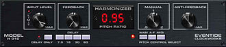 Eventide, Inc - H910 Harmonizer