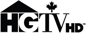 HGTV (Canada) - HGTV HD logo used from 2011 to 2012.