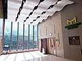 HK 旺角 Mongkok 奶路臣街 Nelson Street 麥花臣匯 MacPherson Place 室內運動場 Stadium lobby interior HKPA August 2018 SSG.jpg