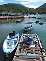 HK 西貢 Sai Kung 清水灣半島 Clear Water Bay Peninsula 布袋澳 Po Toi O Piers n boats August 2018 SSG 02.jpg