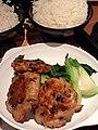 HK 香港 中環 Central 干諾道中 Connaught Road shop 美心餐廳 Maxim's MX Fast Food Restaurant 晚餐套餐 Set dinner April 2020 SS2 07.jpg
