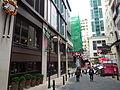 HK Central 蘭桂坊 Lan Kwai Fong 加州大廈 Carlifornia Tower Dec-2015 DSC CIAO Chow restaurant 026.JPG