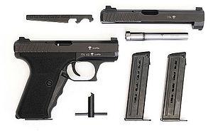 Heckler & Koch P7 - Image: HK P7K3