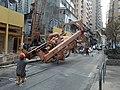 HK SYP 西環 Sai Ying Pun 第三街 Third Street construction site January 2021 SS2 02.jpg