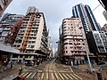 HK tram view Shek Tong Tsui to Sai Ying Pun Des Voeux Road West Sheung Wan Des Voeux Road Central September 2020 SS2 21.jpg