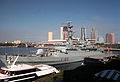 HMS Avenger (F185) at Tampa Bay 1992.JPEG