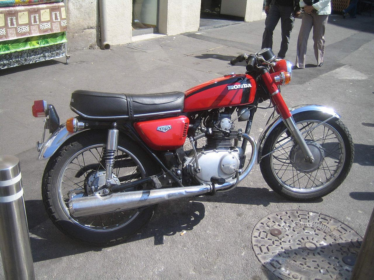 Suzuki Cr Specs