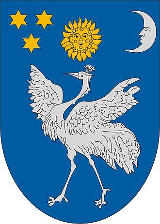 Bajánsenye - Image: HUN Bajánsenye COA