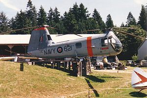 Piasecki HUP Retriever - Royal Canadian Navy HUP-3 at the Canadian Museum of Flight