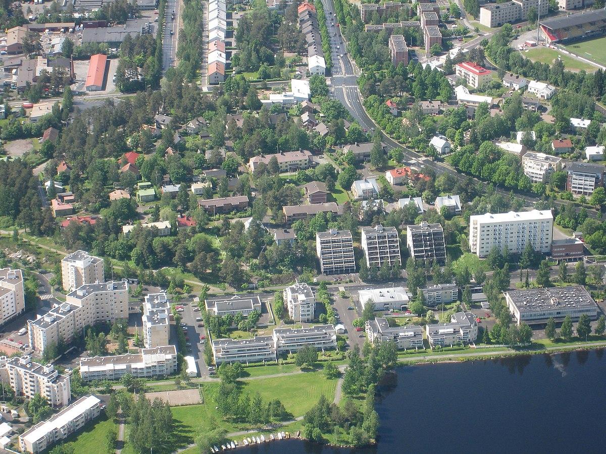 Haapaniemi (Kuopio) – Wikipedia