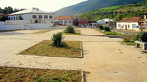 Hadrut (town) - The centre of Hadrut