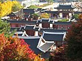 Haenggung Palace in autumn, Suwon.2.jpg