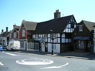 Hailsham - Market Square, Hailsham, East Sussex