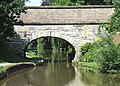 Hall Green Bridge, Macclesfield Canal, Cheshire - geograph.org.uk - 567541.jpg