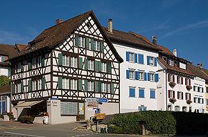 Hallau - Image: Hallau Dorf