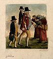 Hamilton Bell carrying a vintner's boy on his back from Edin Wellcome V0006716.jpg