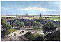 Hannover Suedwestansicht c1840.jpg