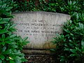 Hans Würzburg - Friedhof Lichterfelde.JPG