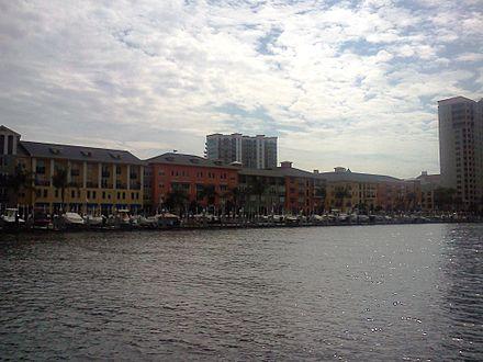Harbour Island Condos Tampa Fl