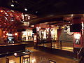 Hard Rock Cafe Atlanta Stage from angle.JPG