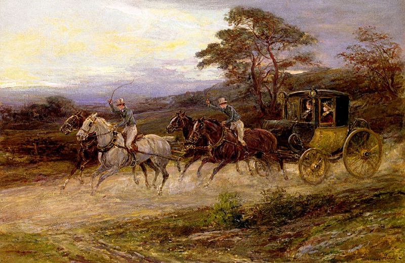 File:Hardy Heywood - On The Road To Gretna Green.jpg