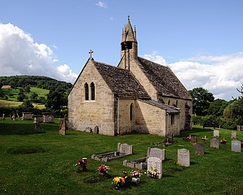 Harescombe Church