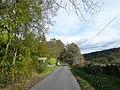 Harewood Road - Entering Holymoorside - geograph.org.uk - 586853.jpg