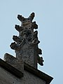 Harlaxton Ss Mary and Peter - exterior east wall pinnacle.jpg