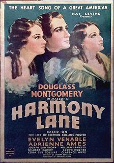 <i>Harmony Lane</i> 1935 film by Joseph Santley